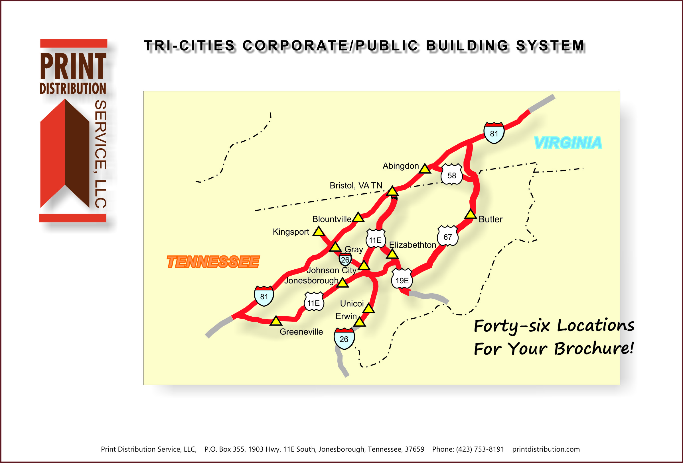 Tri Cities Corporate System