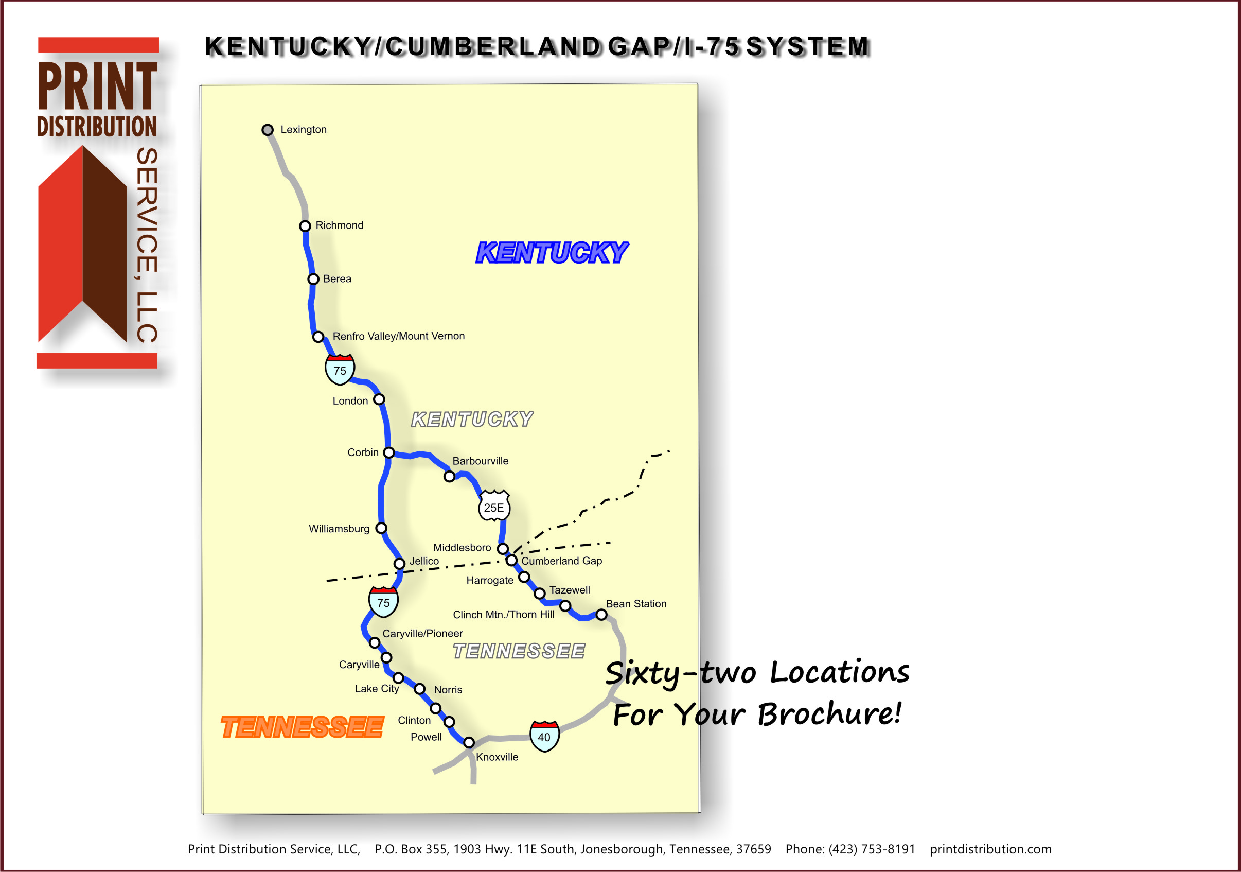 Kentucky Cumberland Gap System