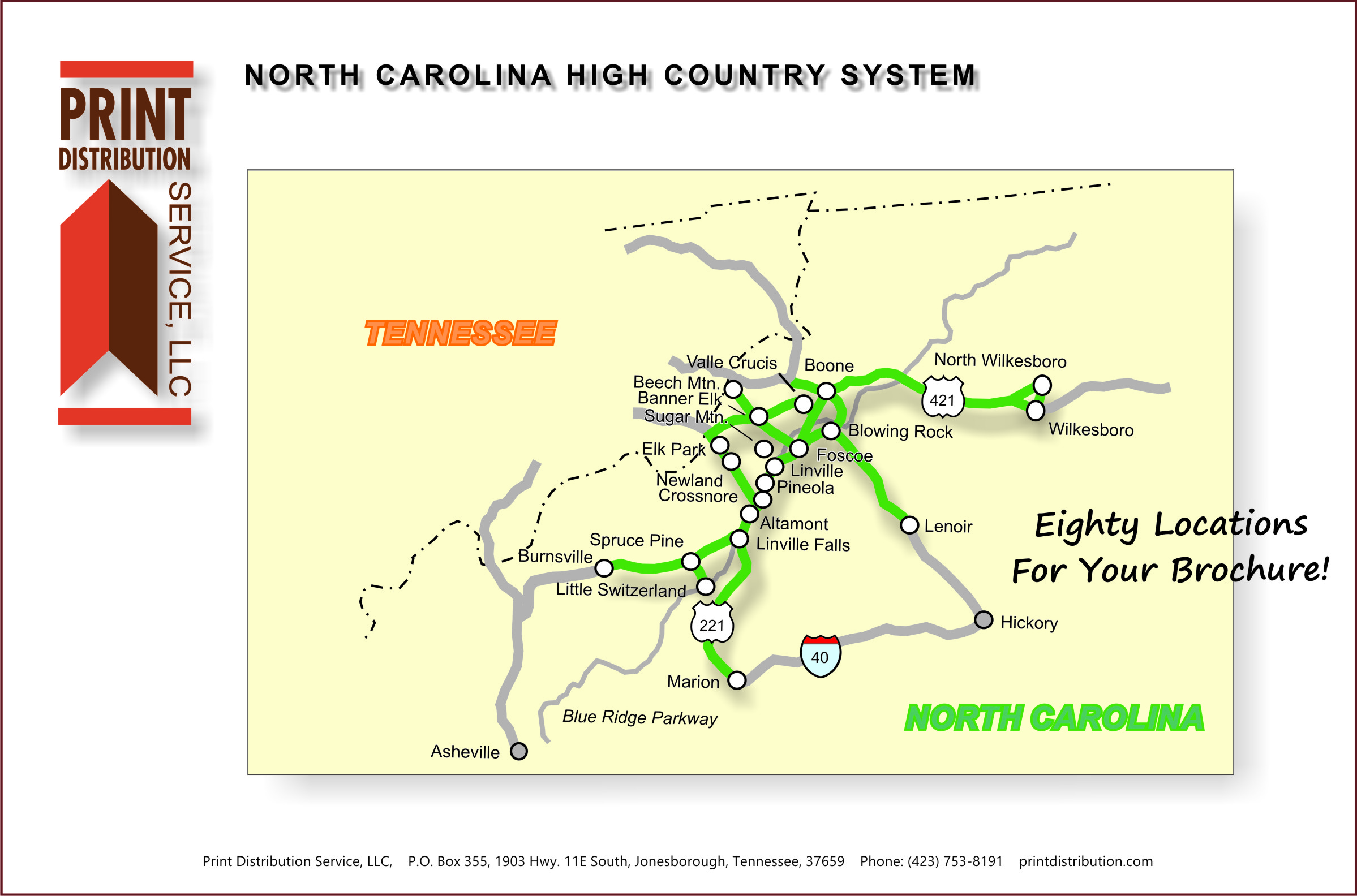 High Country North Carolina System